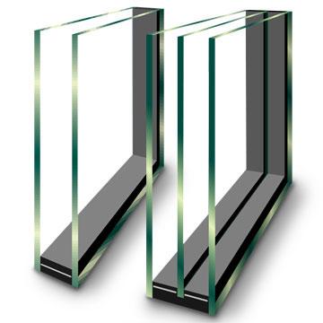 انواع شیشه های پنجره دوجداره