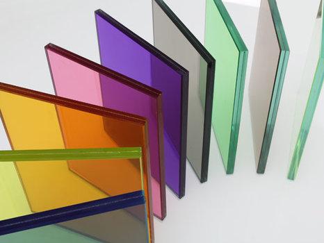بهترین رنگ شیشه دوجداره